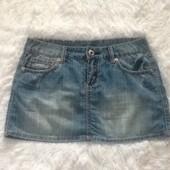 Джинсовая юбка Pimkie jeans S-M.