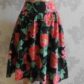 Хлопковая юбка Dorothy Perkins в идеальном состоянии xL - xxL