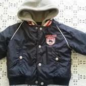 Куртка и джинсы на мальчика 1-2 года