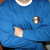 Стильная брендовая кофта реглан худи Italy хл .