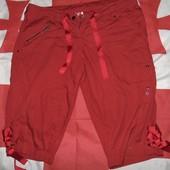 Стильние брендовие бриджи шорти капри Vvb (Ве-ве-би) м-л .