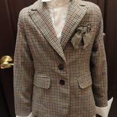 Шикарный пиджак Zara 8лет
