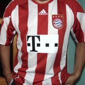 Спортивная оригинал футбольная футболка Adidas ф.к Бавария .л-хл .