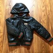 Куртка Gucci (реплика ) на 2-3 г.