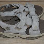 Timberland 30р сандалии сандали, кожаные. босоножки Оригинал.