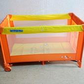 Детский манеж-кровать Bambi