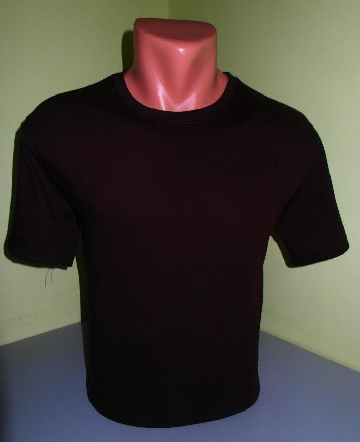 футболка мужская 100%хб. с 48 по 52 р. фото №1