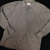 Качественная сужская рубашка большого размера Pierre Cardin
