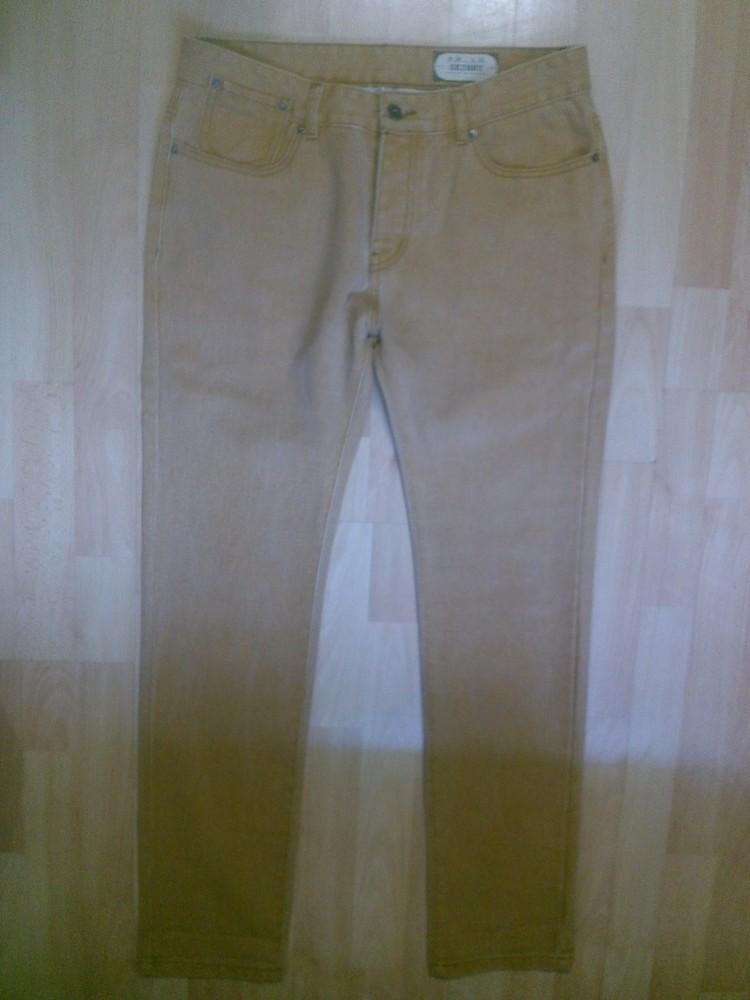 Фирменные джинсы скинни 32 р. фото №1