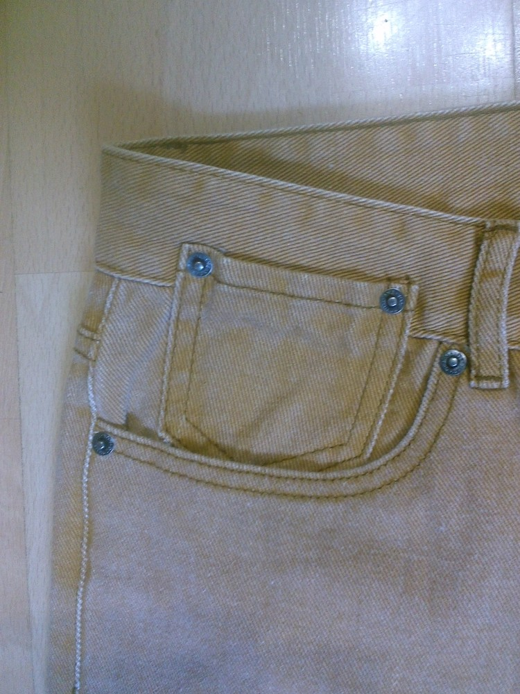 Фирменные джинсы скинни 32 р. фото №7