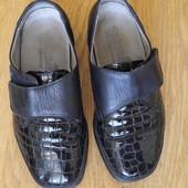 Туфлі шкіряні розмір 4 1/2 36,5-37 стелька 24,6 Waldlaufer