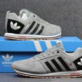 Кроссовки  Adidas сірі