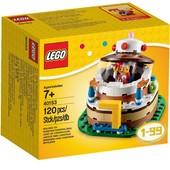 Lego Iconic Торт на День Рождения 40153