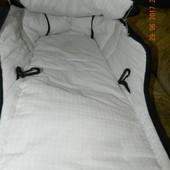 чехол в коляску санки Emmaljunga демисезонный