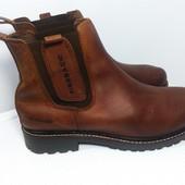 ботинки челси Fireback, натуральная кожа р. 41