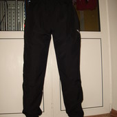 Новые спортивные штаны Puma, оригинал, размер L, с этикеткой длина 110 см, шаговый 84, ПОТ 42 (на ре
