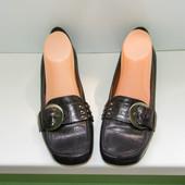 Туфли лоферы Roberto Santi ,р. 39. кожа