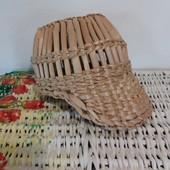 кепка плетённая объём 56-62