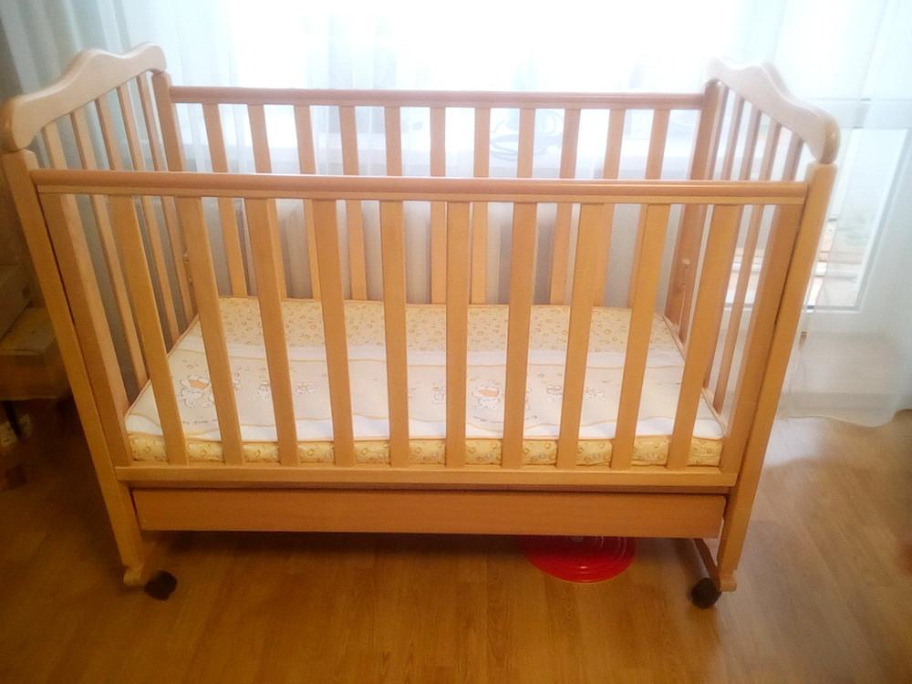 Срочно продам кроватку Верес Соня фото №1