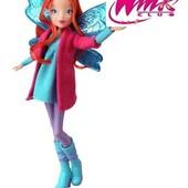 Распродажа - Блум Зимняя Магия 27 см от Winx кукла Стелла лейла флора