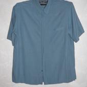 Рубашка на L XL ,50-52 размер(замеры),от Marks&Spenser.