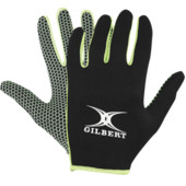 Спортивные перчатки Gilbert Atomic Gloves Black/Green