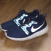 Кроссовки Nike roshe run reflective