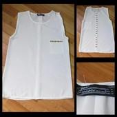 Фирменная шифоновая блузка Savori, размер М