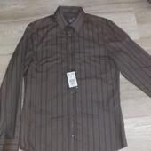 Чоловіча рубашка нова H&M S