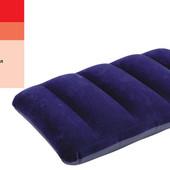 Подушка надувная Интекс 43*28*9см - 68672