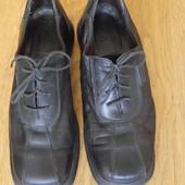 Туфлі шкіряні розмір 38 стелька 25,2 см Bama