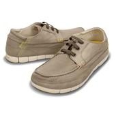 Мокасины Crocs stretch sole Lace-Up, М9