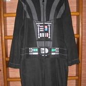 Пижама флисовая, размер XL рост до 185 см