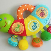 Chicco Гусеница музыкальная игрушка