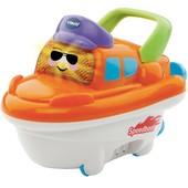 VTech Интерактивный катер для игры в воде Скоростная лодка toot toot splash world speedboat