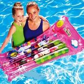 Матрас пляжный детский Bestway Клуб Микки Мауса, розовый, 119х61см, 91034