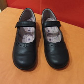 Туфли школьные р. 35,5 (3 Е) Start-rite England; натуральная кожа;