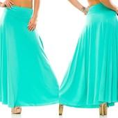 Женская длинная юбка 42-56