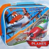 Ланч бокс термосумка для мальчика Дисней Planes Самолеты