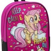 Дошкольный детский рюкзак Мой маленький пони для девочек