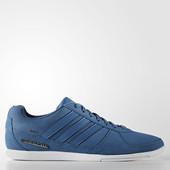 Мужские кроссовки Adidas Porsche Design 360 1.2 Suede - синие