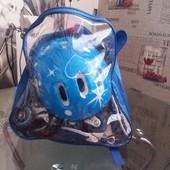 Набор Ролики шлем защита