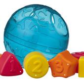Игрушка Мячик-сортер Playgro 4086169 Австралия разноцвет 12125234