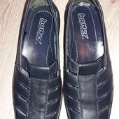 Туфли Hotter р.38,5 стелька 25 см.