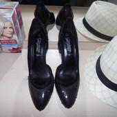 Туфли - пайетки - Gorgeus New Look UK 7 eur.40