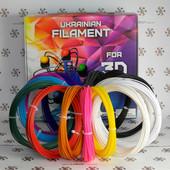 Набор пластика для 3D ручек ABS Premium