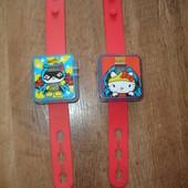 Часы с Китти , детские часики