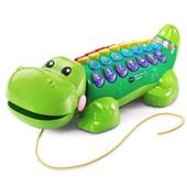 VTech Каталка алфавитный крокодил pull and learn alligator