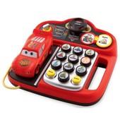 VTech Развивающий телефон Тачки Макквин cars 104426
