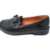 Туфли женские Markos GY 1022 черные